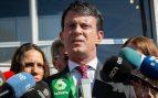 """Valls lamenta el """"show"""" diario de los lazos y tacha de 'irresponsable' a Torra"""