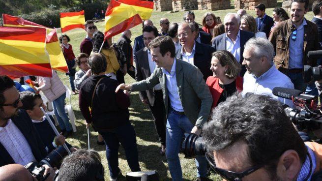"""Casado sobre la vuelta de Iglesias: """"No hace falta que vuelva, ya está Sánchez, que es lo mismo"""""""