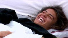 Sofía bajo las sábanas en 'GH DÚO'