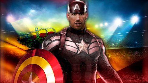 Sergio Ramos, todo un Capitán España.
