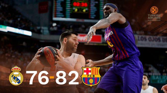 El Barça vuelve a conquistar el Palacio