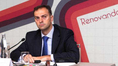 El presidente del  Instituto de Contabilidad y Auditoría de Cuentas (ICAC), Enrique Rubio Herrera.