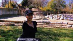Georgina Rodríguez en el Zoo (@Georginagio)