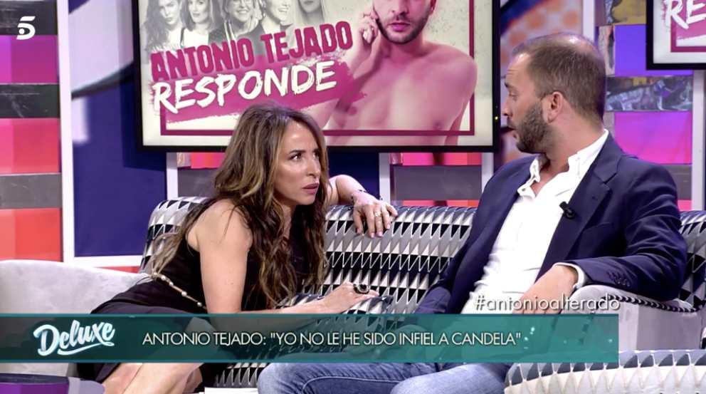 Antonio Tejado en 'Sábado Deluxe'