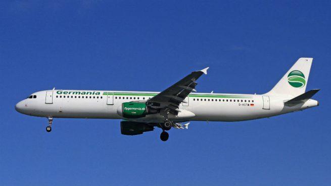 Fracasa el rescate de la aerolínea Germania, abocada al cierre con casi 1.700 trabajadores