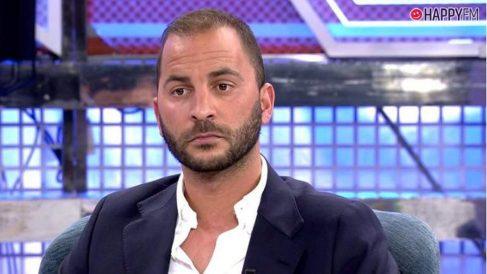 Antonio Tejado en 'Sálvame Deluxe'