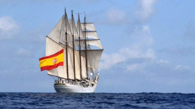 El Rey estará en el Juan Sebastián Elcano en su llegada a Cádiz tras 10 meses navegando por la Tierra