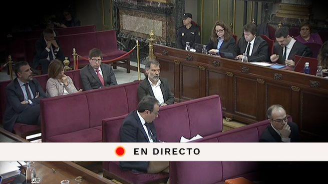 Juicio del procés, en directo: Así fue la sesión del 24 de abril