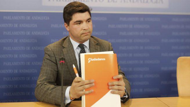 Enrique Moreno, diputado de Cs en Andalucía
