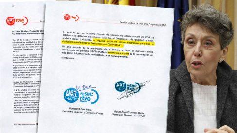 Rosa María Mateo 'veta' las quejas por la igualdad en TVE: sin correo para las denuncias
