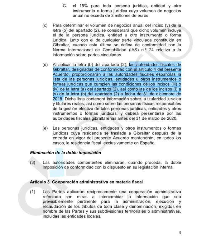 "España se arrodilla ante Reino Unido: reconoce por primera vez a las ""autoridades gibraltareñas"""