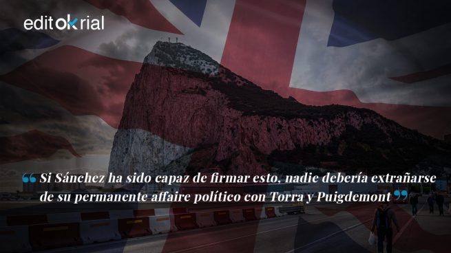 De aquí al reconocimiento de la soberanía de Gibraltar sólo hay un paso