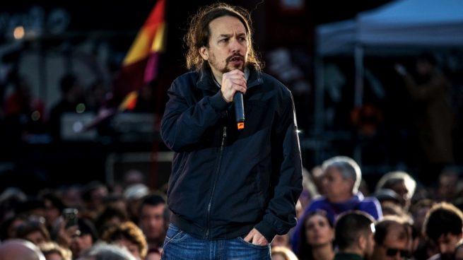 Pánico en Podemos ante el 26-M: se desploma en los ayuntamientos que ganó y apoyó en 2015