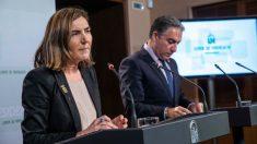 La consejera de Empleo de la Junta de Andalucía, Rocío Blanco. (Foto: Junta de Andalucía)