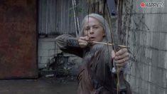 Carol en The Walking Dead
