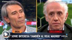 Jovic es una opción para reforzar la delantera del Real Madrid.