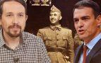 Podemos quiere vetar las visitas a la tumba de Franco si se entierra en El Pardo