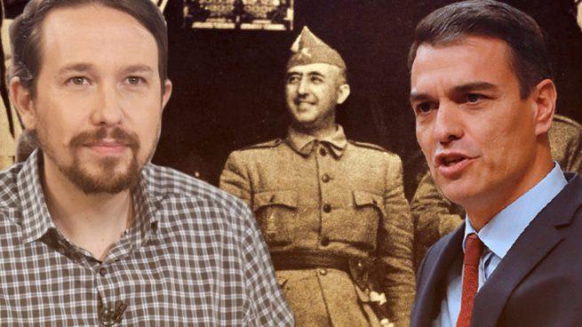 Podemos quiere que la exhumación de Franco se grabe para hacer un «uso pedagógico»