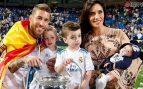 Pilar Rubio y Sergio Ramos disfrutan del primer año de su hijo Alejandro