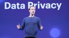 Zuckerberg, fundador de Facebook.