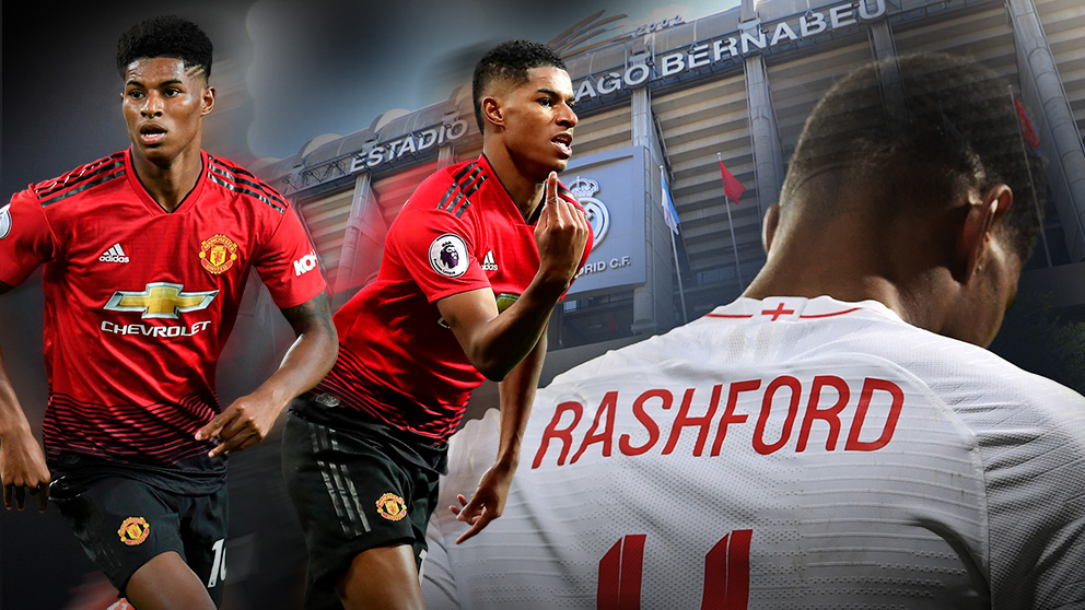 Rashford es la alternativa por si falla el fichaje de Mbappé.
