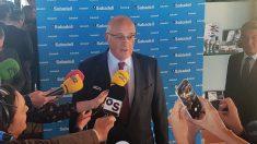El presidente de Banco Sabadell, Josep Oliú.
