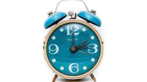 Hoy toca adelantar el reloj una hora