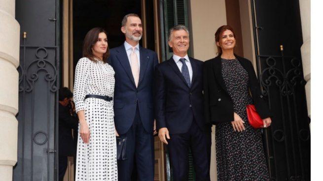 Macri: «No nos olvidemos de que la primera vuelta al mundo fue una hazaña española»