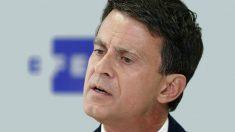 Manuel Valls. Foto: EFE