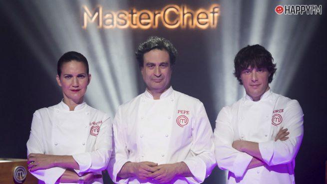 'Masterchef 7': Jordi Cruz, muy enfadado con uno de los nuevos aspirantes