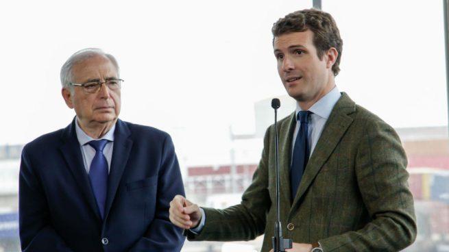 Vox Melilla le avisa a Imbroda de que si pacta con los socialistas no contará con su apoyo en la Asamblea