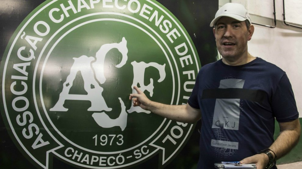 Rafael Henzel, en una imagen de archivo. (AFP)