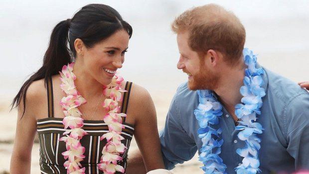Meghan Markle y el príncipe Harry estrenan cuenta en Instagram