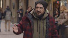 Antonio Orozco en 'Alli Abajo'