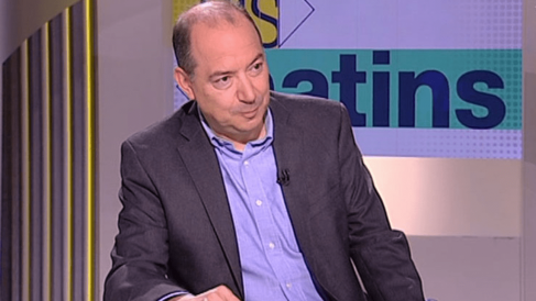 Vicent Sanchis, director de TV3.