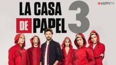 Cartel promocional 'La Casa de Papel' temporada 3