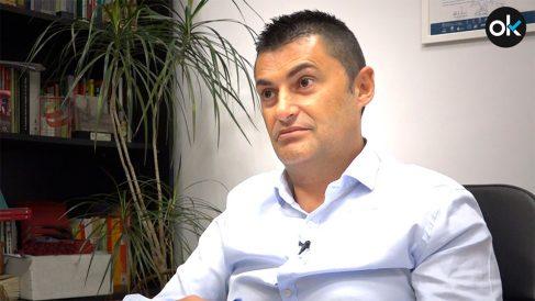 Eduardo Abad, presidente de UPTA.