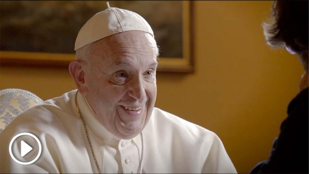 Entrevista de Jordi Évole al Papa Francisco en 'Salvados'