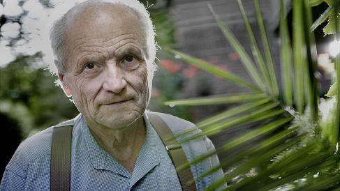El pintor Antonio López. Foto. Getty.