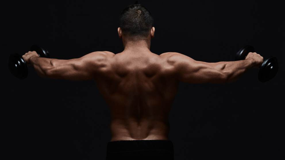 hombros-pesas