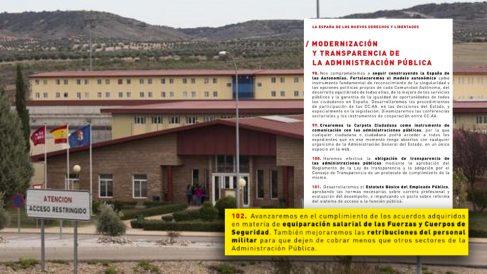 """La equiparación salarial del PSOE indigna a los funcionarios de prisiones: """"Es una mentira y un desprecio"""""""