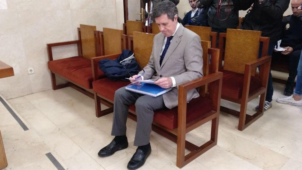 El ex presidente del Govern balear Jaume Matas (Foto: Europa Press).