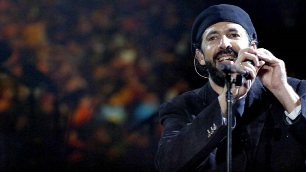 Juan Luis Guerra. Foto: EFE