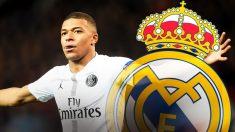 Si el Real Madrid no puede fichar a Mbappé este verano, no fichará a ningún 9.