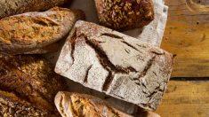 Receta de pan de harina de castañas