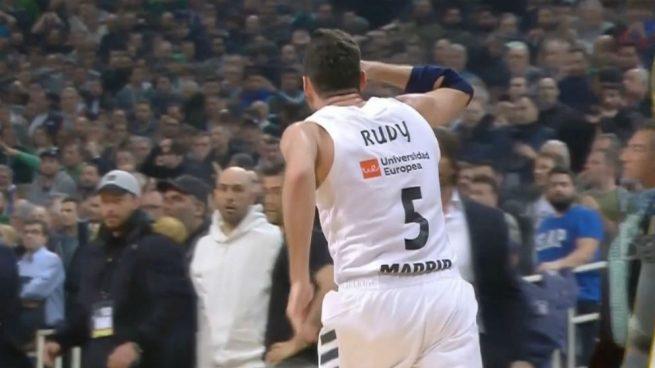 Rudy Fernández
