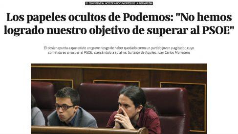 Noticia publicada por el diario El Confidencial el 10 de marzo de 2016.