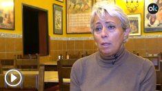 Dolores García, víctima de ETA.