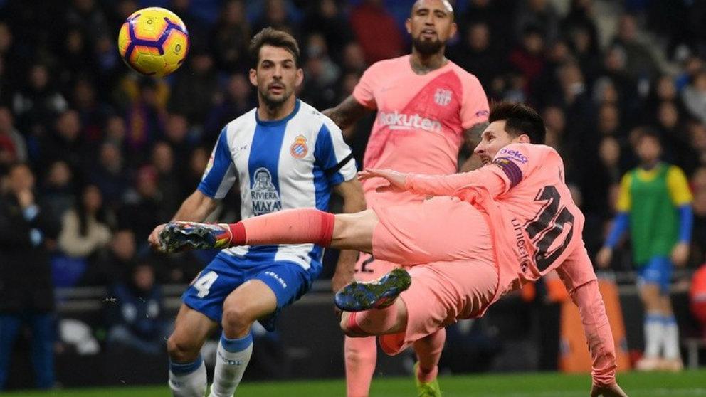 Espanyol – Barcelona (Getty)