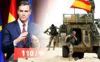 """Ni equiparación ni conciliación: los militares señalan el programa de Sánchez como """"el peor de todos"""""""